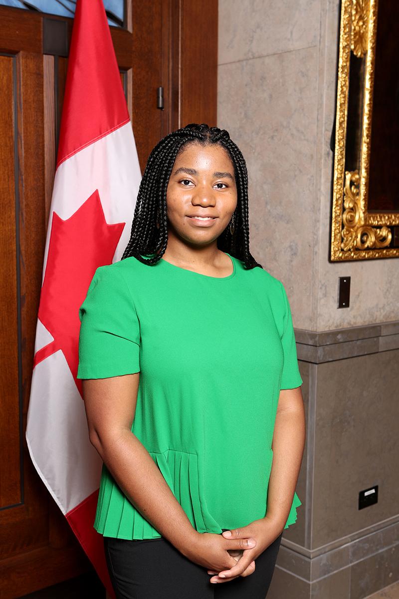 Christelle Tessono (Montréal, QC)