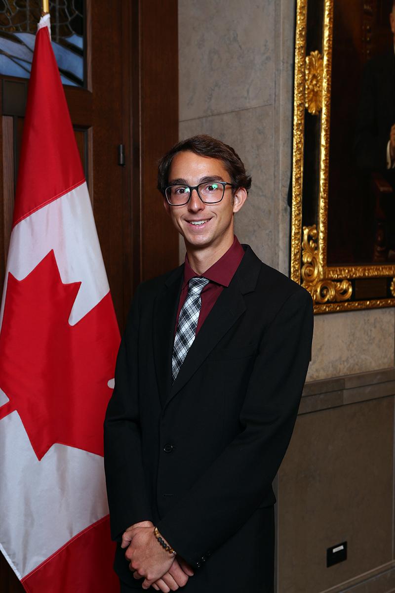 Daniel Lukac (Dawson Creek, BC)