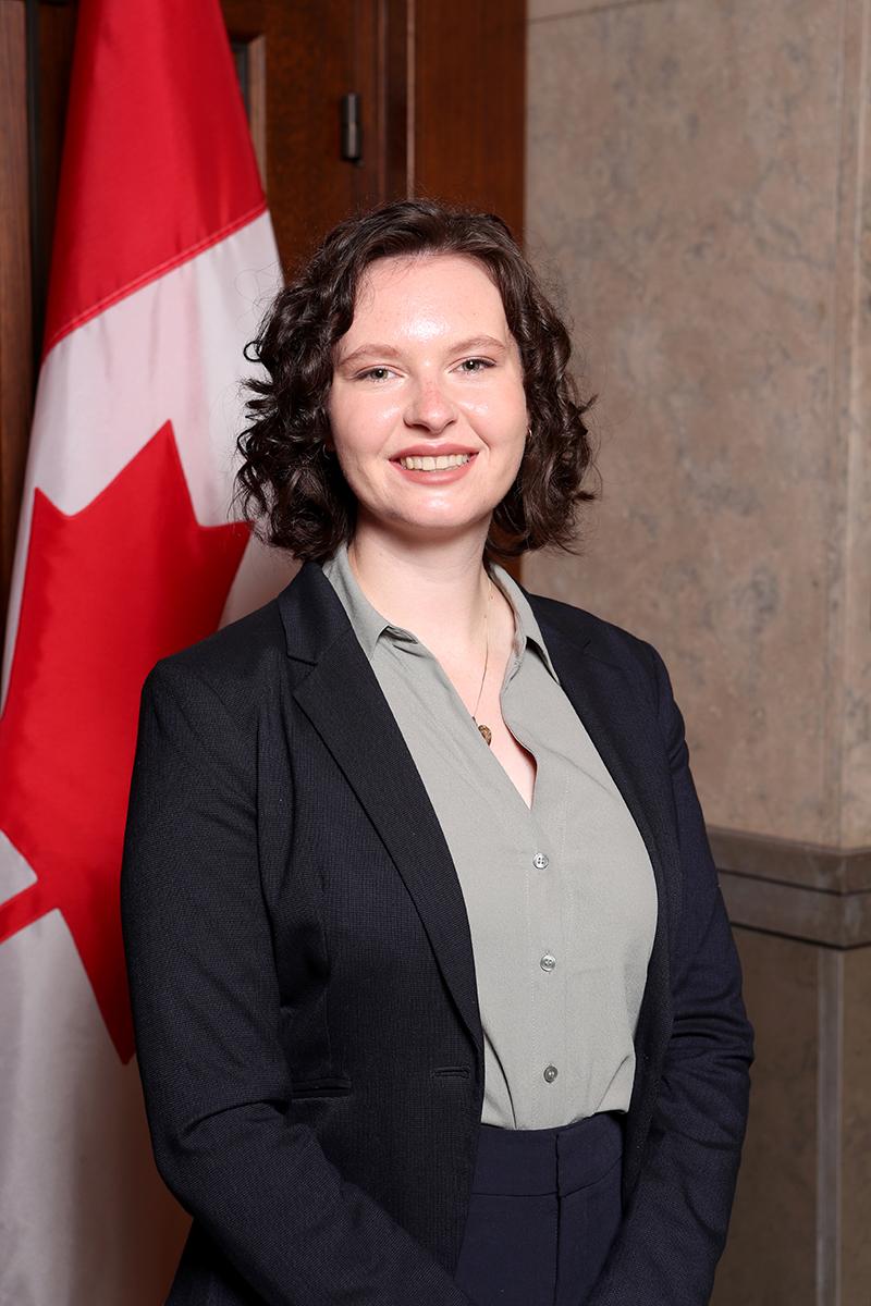 Gabrielle Feldmann (Waterloo, ON)